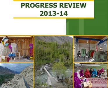 Progres Review 2013-14