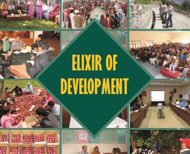 Elixir of Development Report