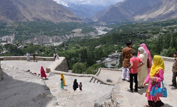 Tapping Tourism Potential in Broghil Valley